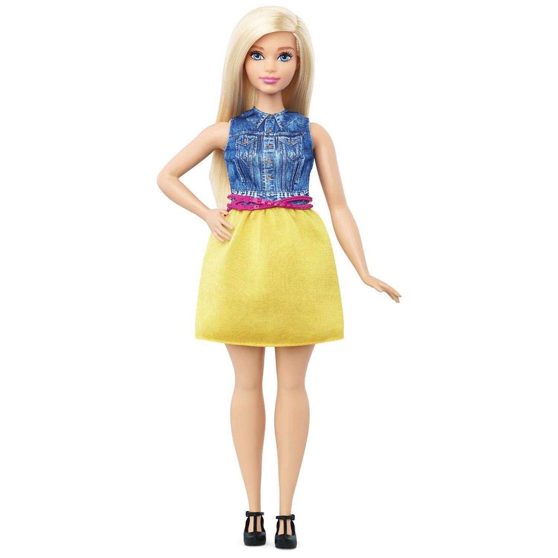 "Кукла Барби ""Игра с модой"" - Шамбре шик"