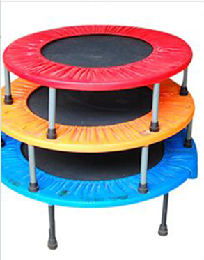 Батут, диаметр 128 см
