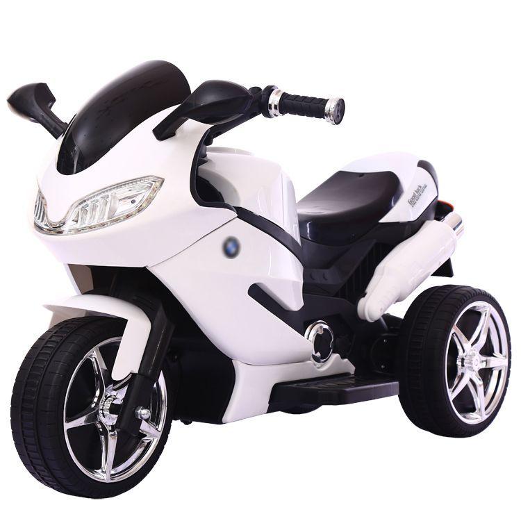 Мотоцикл (звук, свет, на аккум. 6V4.5AH*1, 15w*1)
