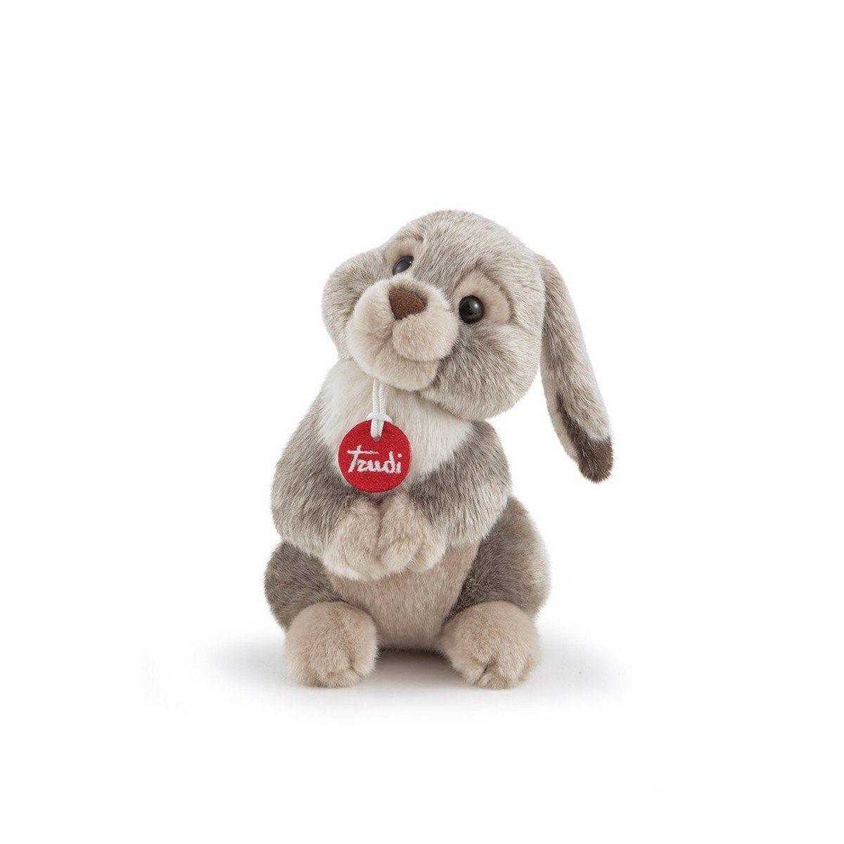 Мягкая игрушка Заяц Лино, 19 см