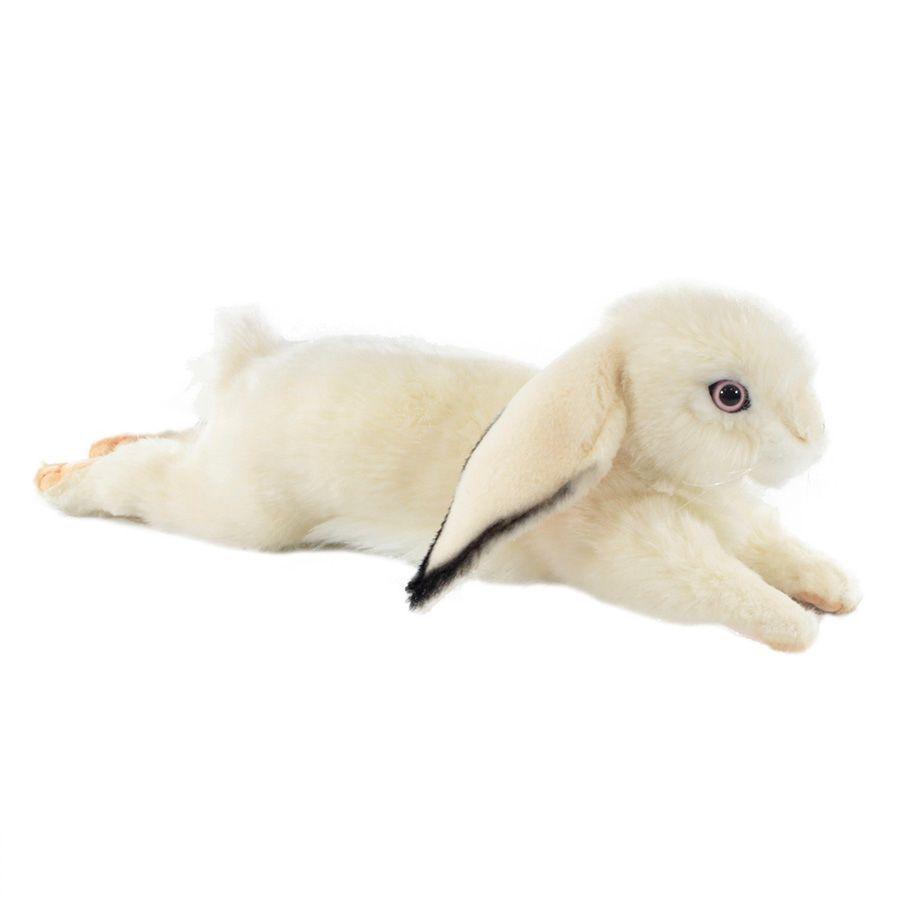 """Мягкая игрушка """"Белый кролик вислоухий"""", 40 см"""
