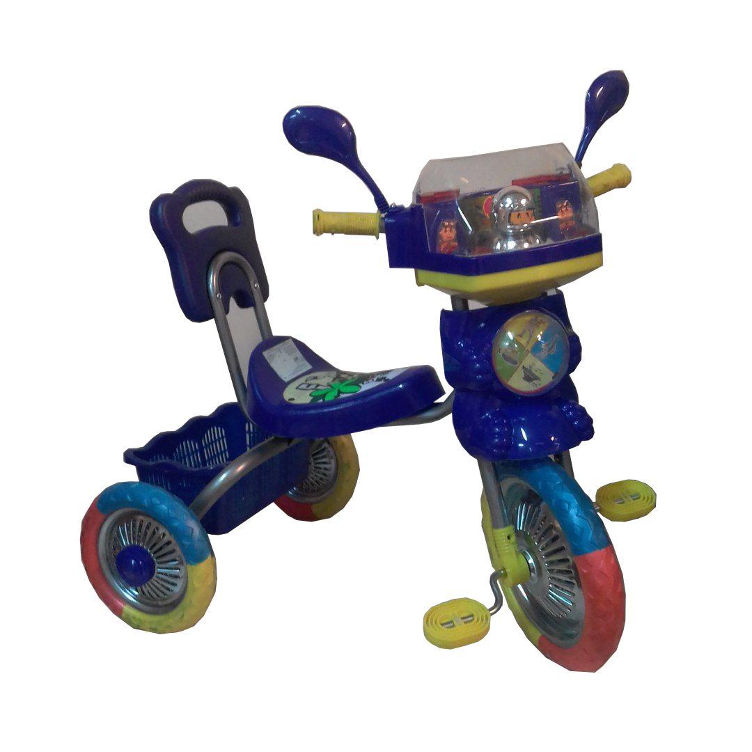 """Трехколесный велосипед """"Светлячок"""", синий"""
