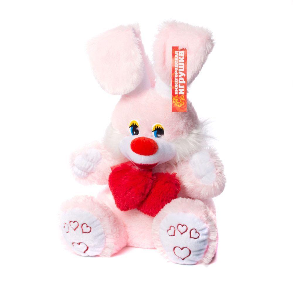 """Мягкая игрушка """"Заяц"""" - Праздничный"""