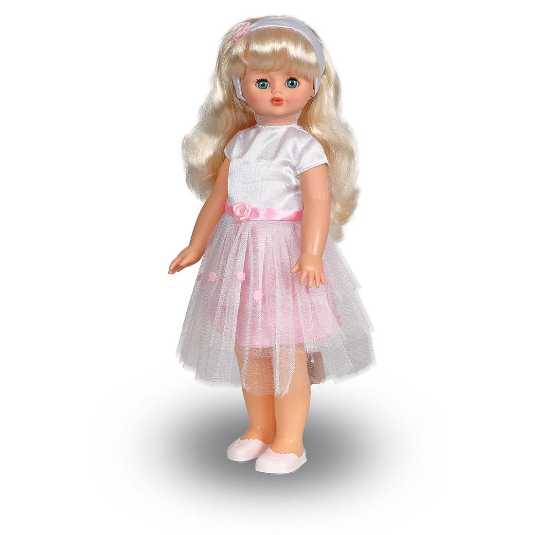 """Озвученная кукла """"Алиса 20"""" (ходит), 55 см"""