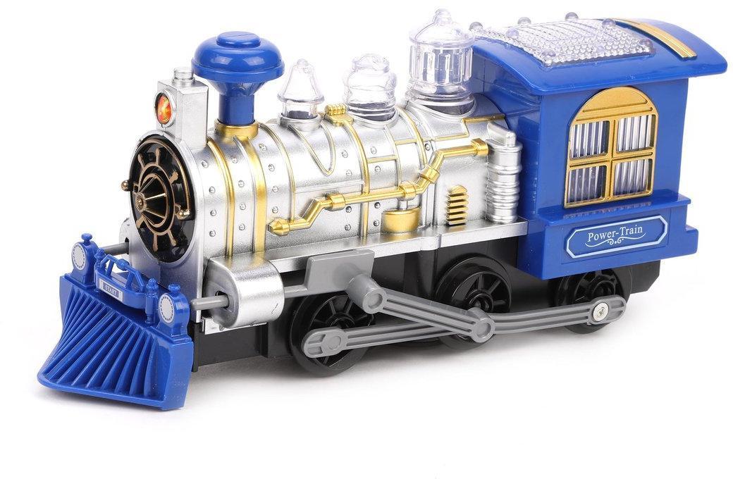 """Электрифицированная игрушка """"Поезд"""" (свет, звук) в ассортименте"""