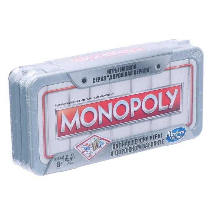 Настольная игра дорожная «Монополия Роудтрип»