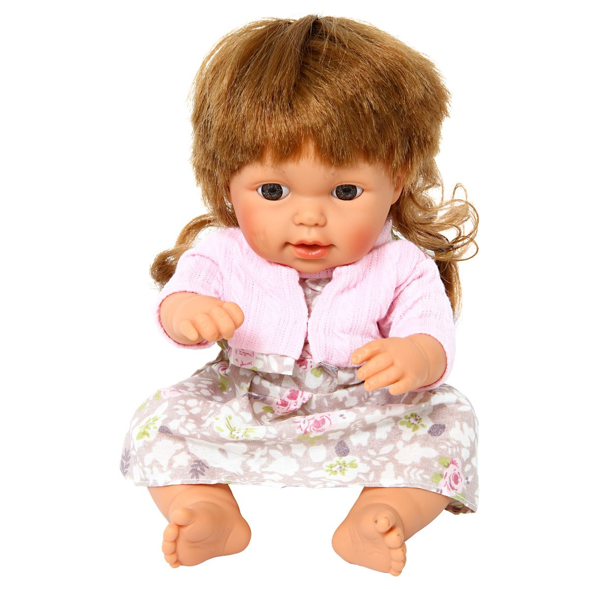 Кукла со звуком, 30см.