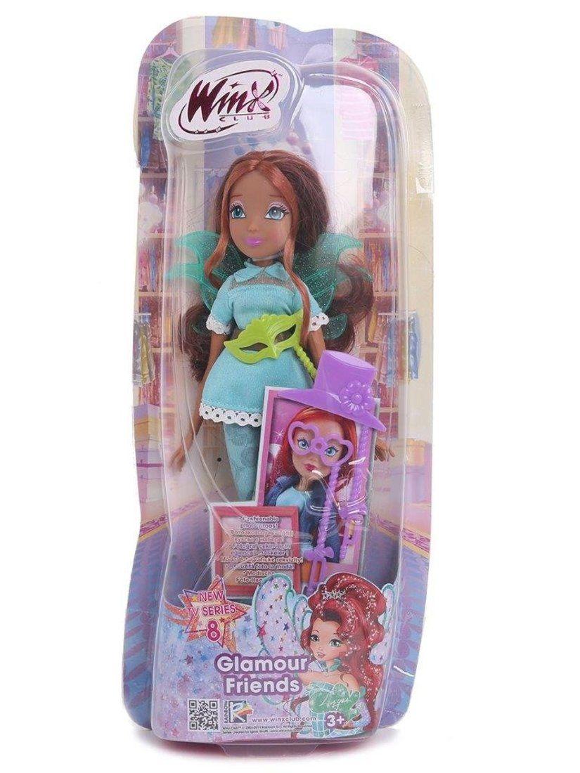 Кукла Winx Club Гламурные подружки, Лейла