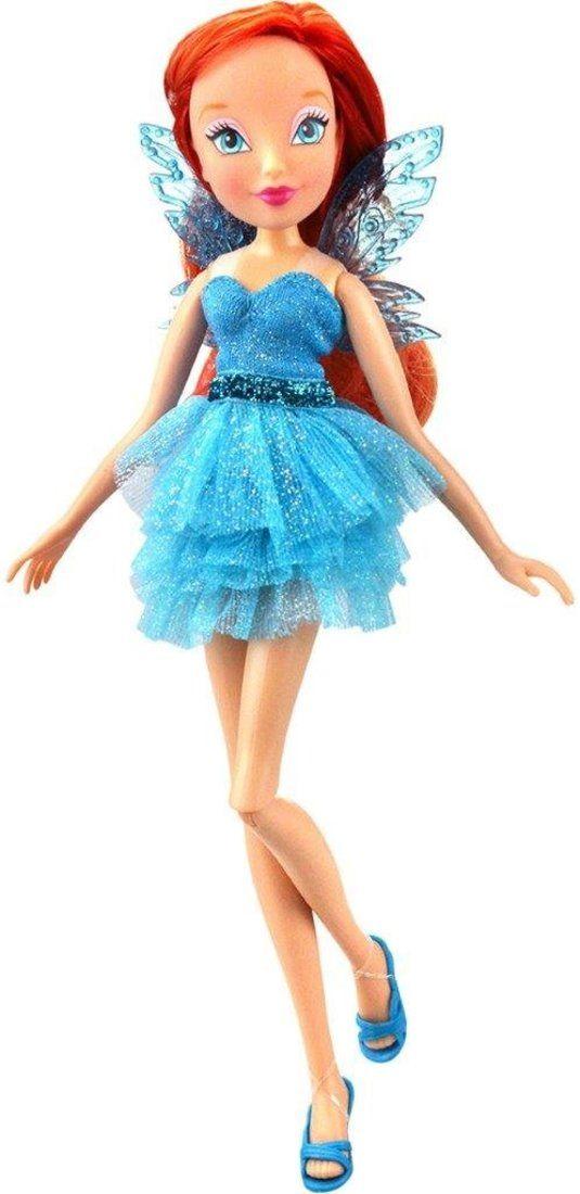 Кукла Winx Club Мода и магия-4, Блум