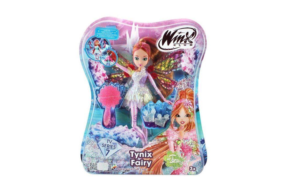 Кукла Winx Club Тайникс Флора