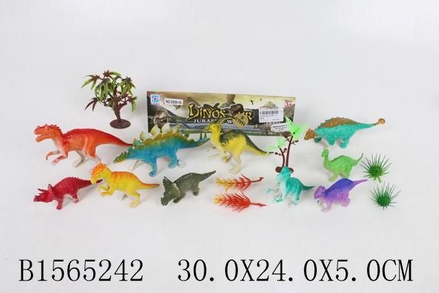 """Набор """"Динозавры"""", в/п 30*24*5 см."""