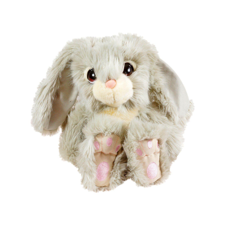 """Мягкая игрушка """"Кролик"""", 35 см, серый"""