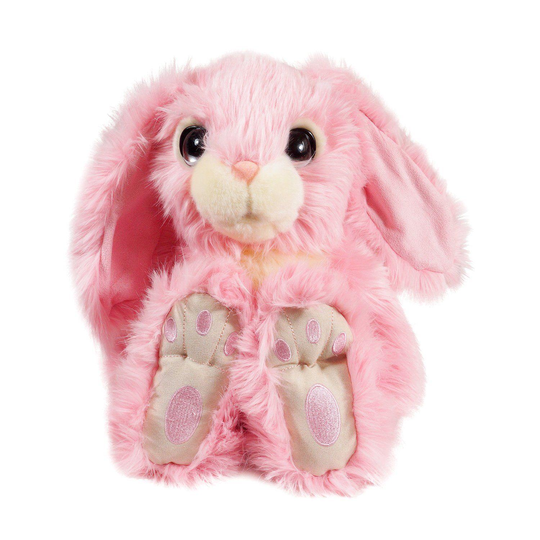 """Мягкая игрушка """"Кролик"""", 35 см, розовый"""