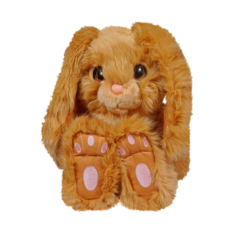 """Мягкая игрушка """"Кролик"""", 35 см, коричневый"""