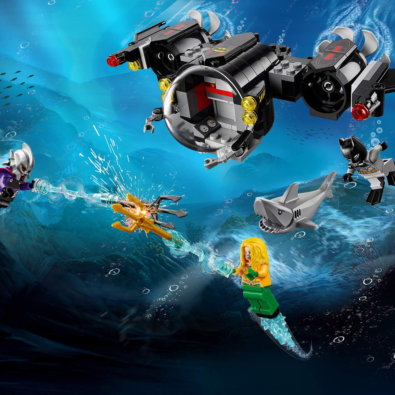 подводные герои марвел операции