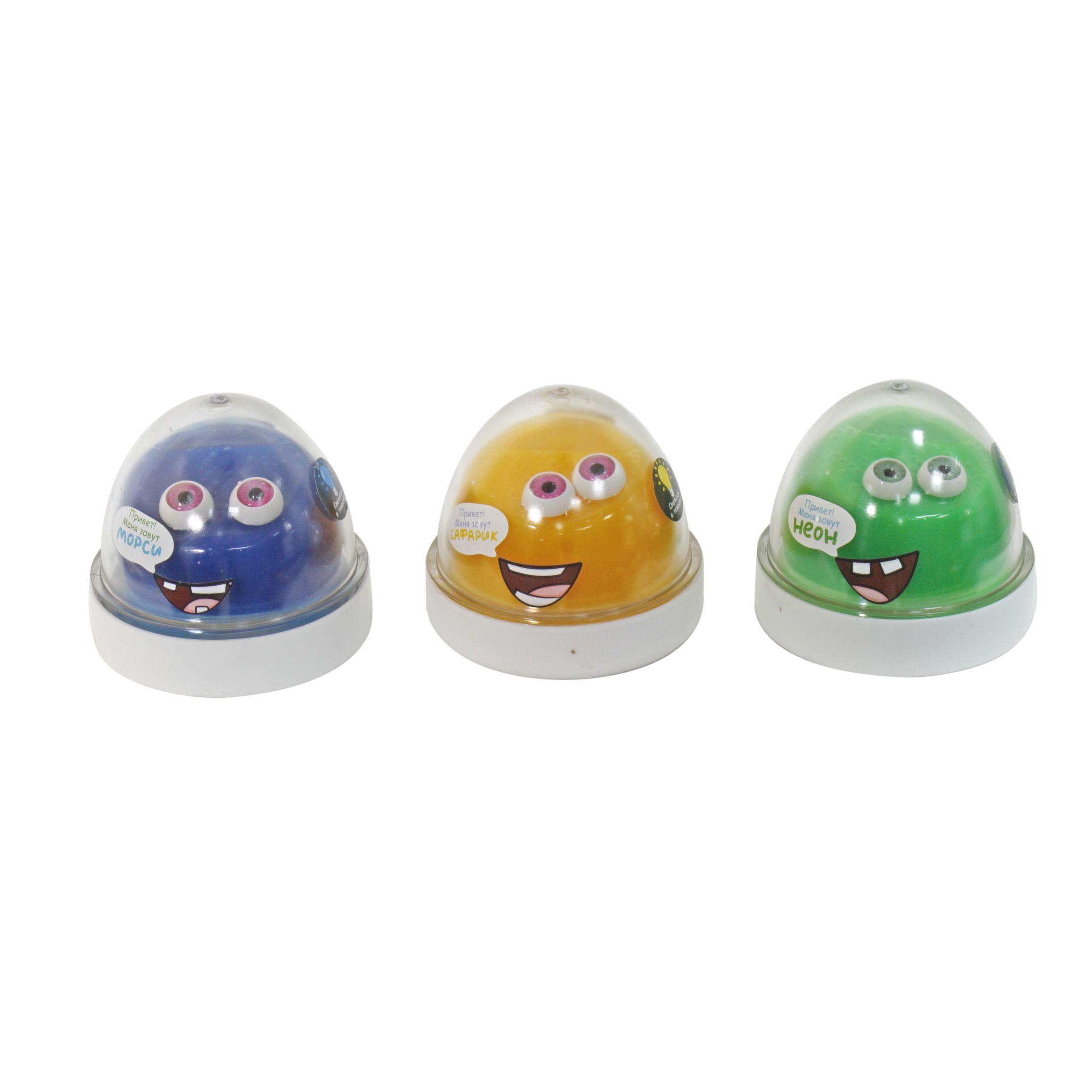 Жвачка для рук-антистресс Nano Gum - Monsters