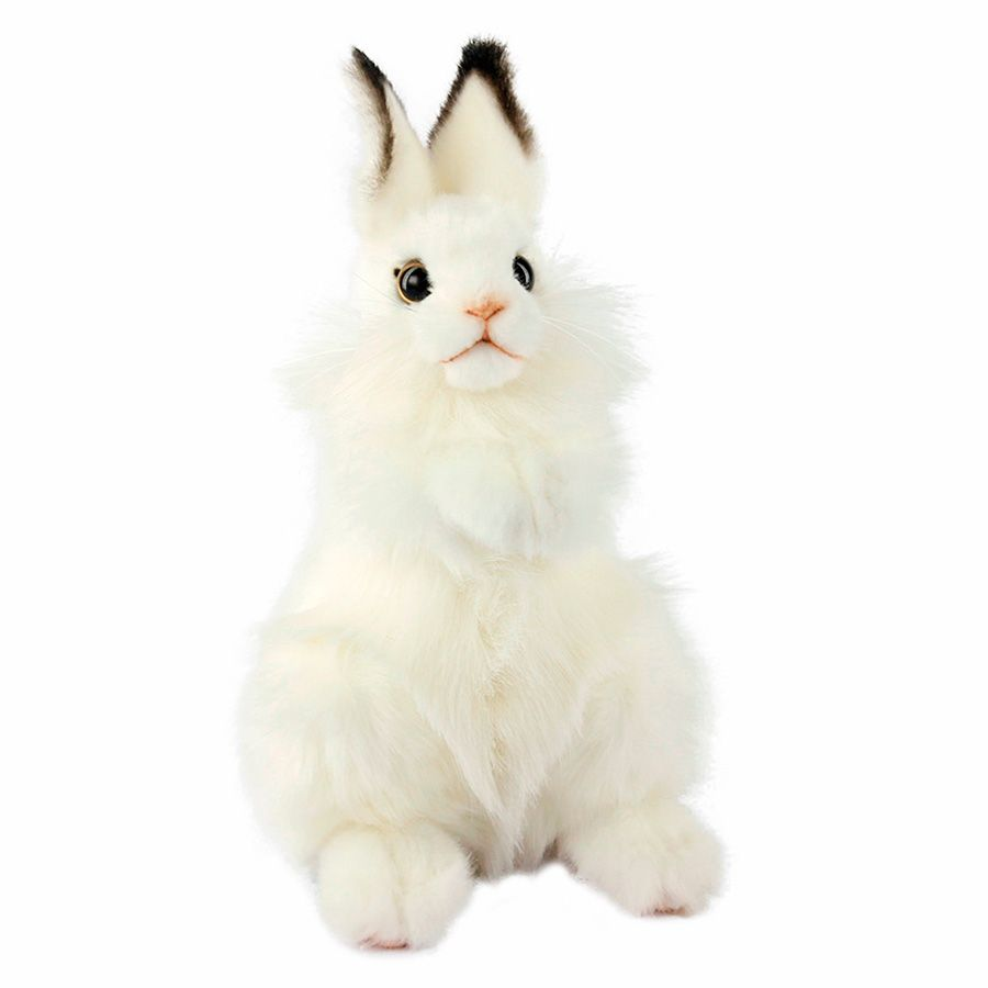 """Мягкая игрушка """"Белый кролик"""", 24 см"""