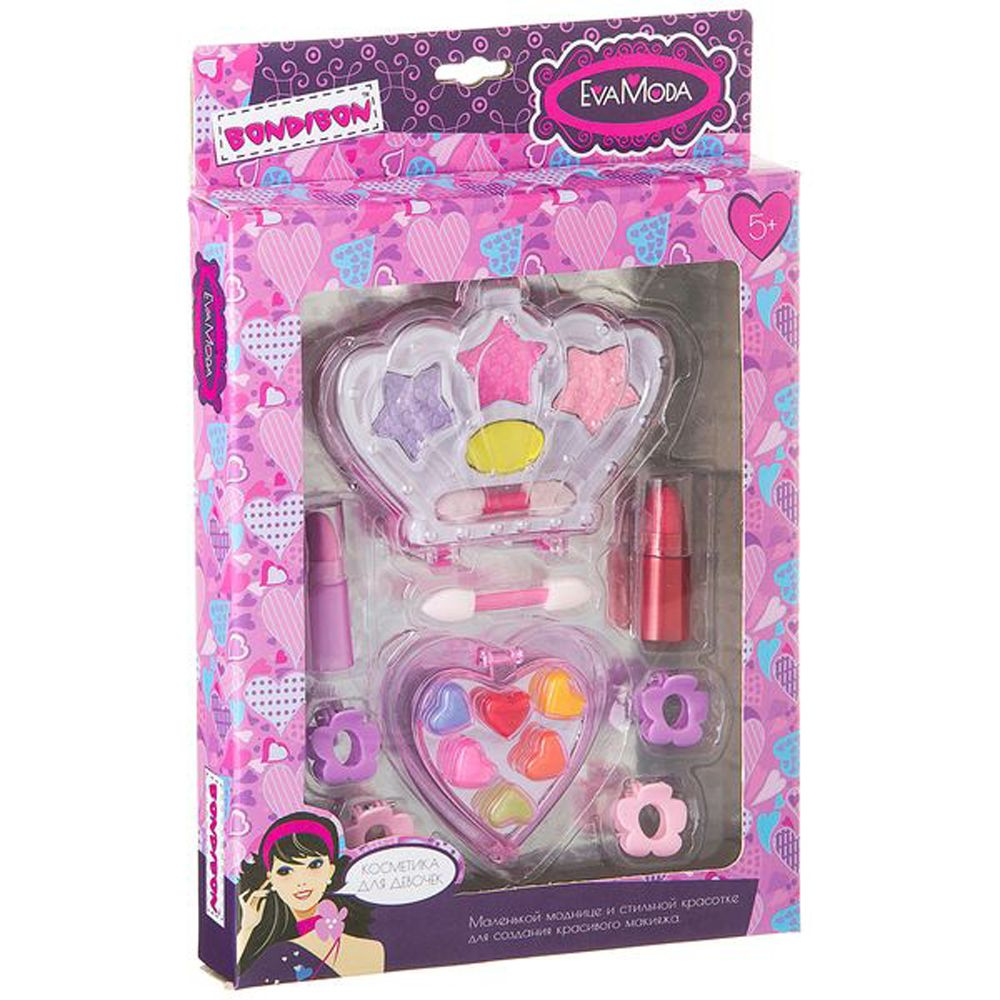 Декоративная детская косметика для девочек наборы купить спб купить косметику groomers