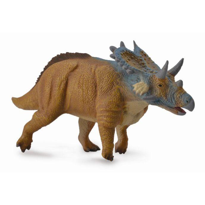 "Фигурка динозавра ""Меркурицератопс"", длина 14.3 см"