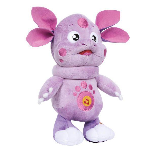 """Мягкая игрушка """"Лунтик"""" (6 фраз), 18 см"""