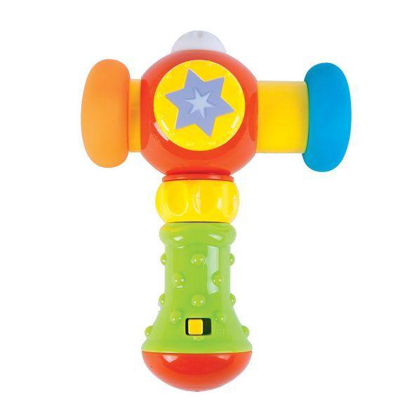 """Развивающая игрушка """"Сияющий молоточек"""" (свет, звук)"""