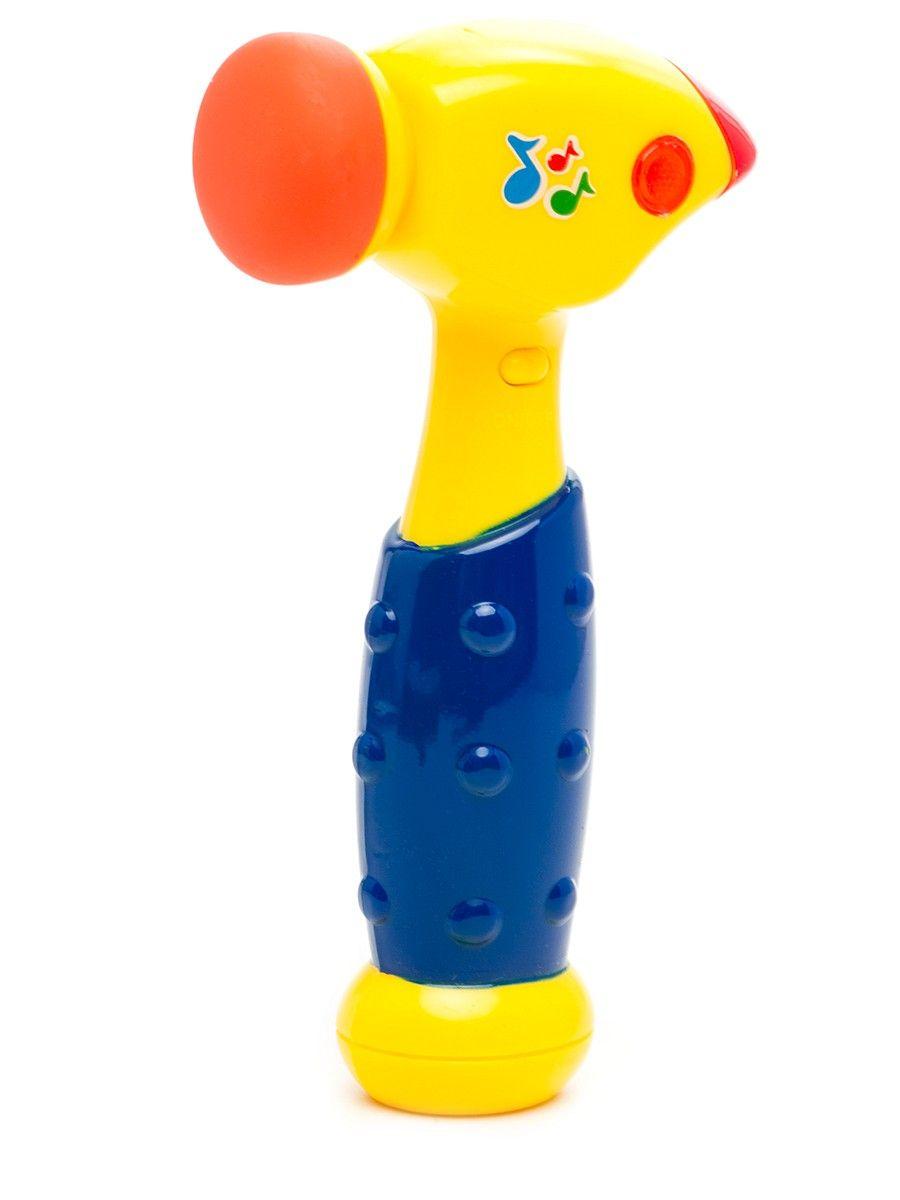 """Музыкальная игрушка """"Молоток"""" (свет, звук)"""