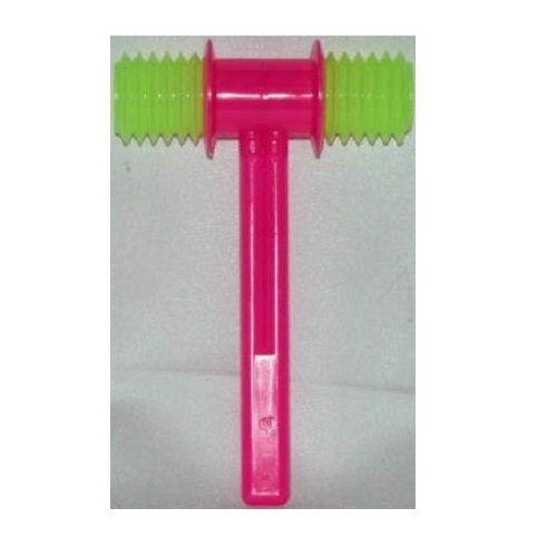 """Музыкальная игрушка """"Молоток"""", розовая"""