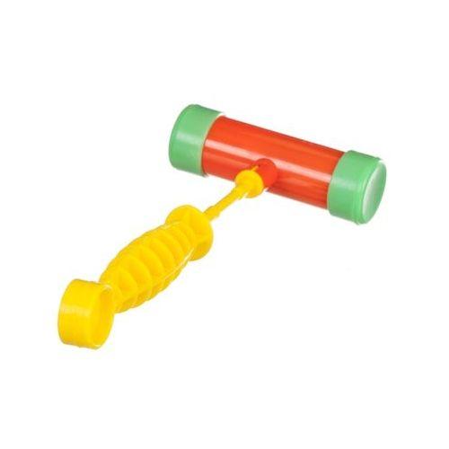 """Развивающая игрушка """"Квакающий молоток"""" (звук), желто-оранжевая"""