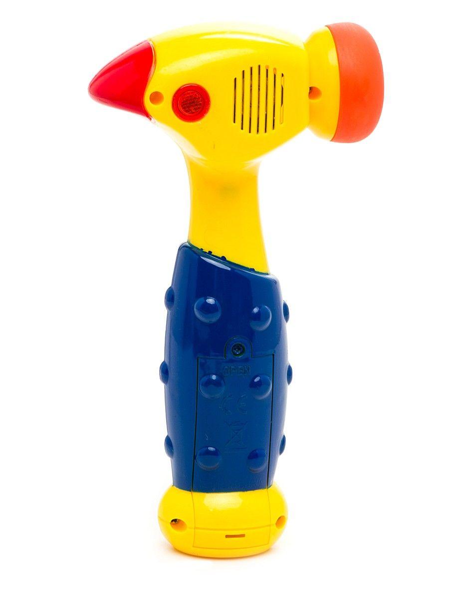 """Обучающая игрушка """"Развивающий молоток"""" (свет, звук)"""