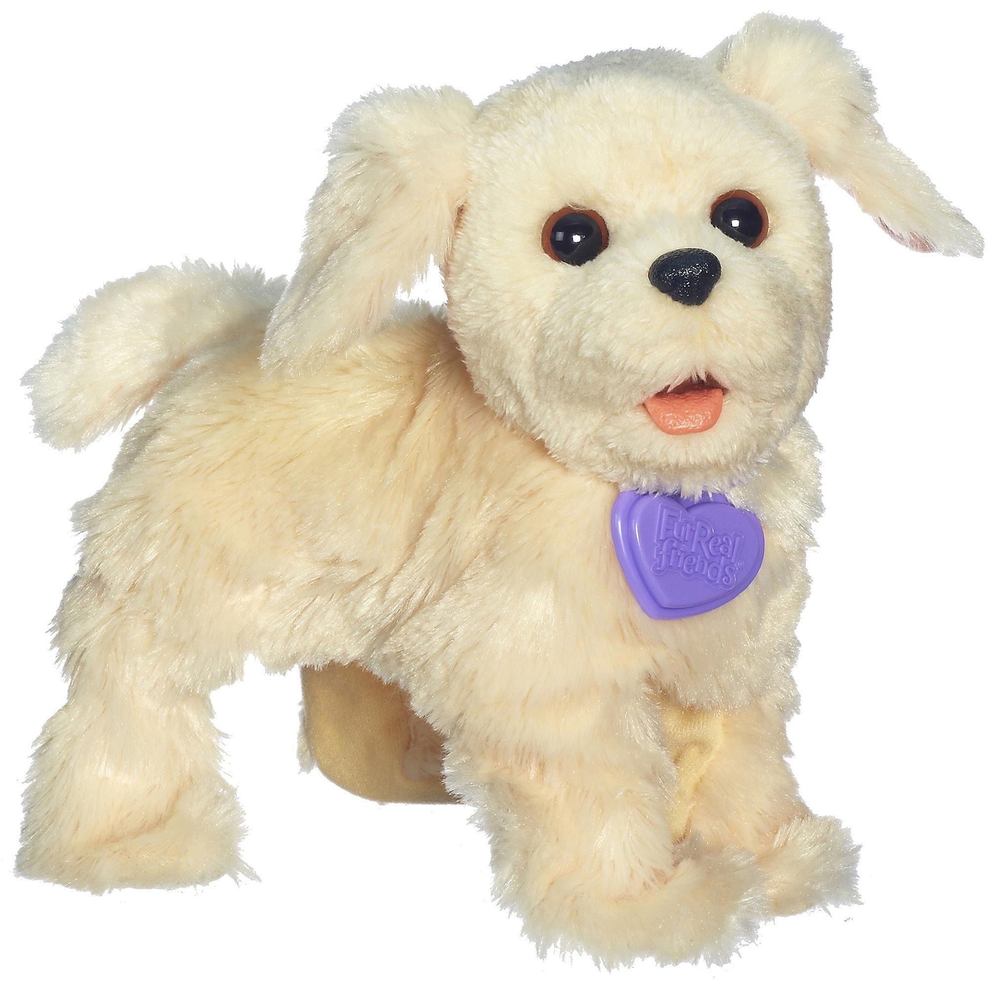 Ходячий щенок Furreal Friends - Золотистый ретривер Бисквит