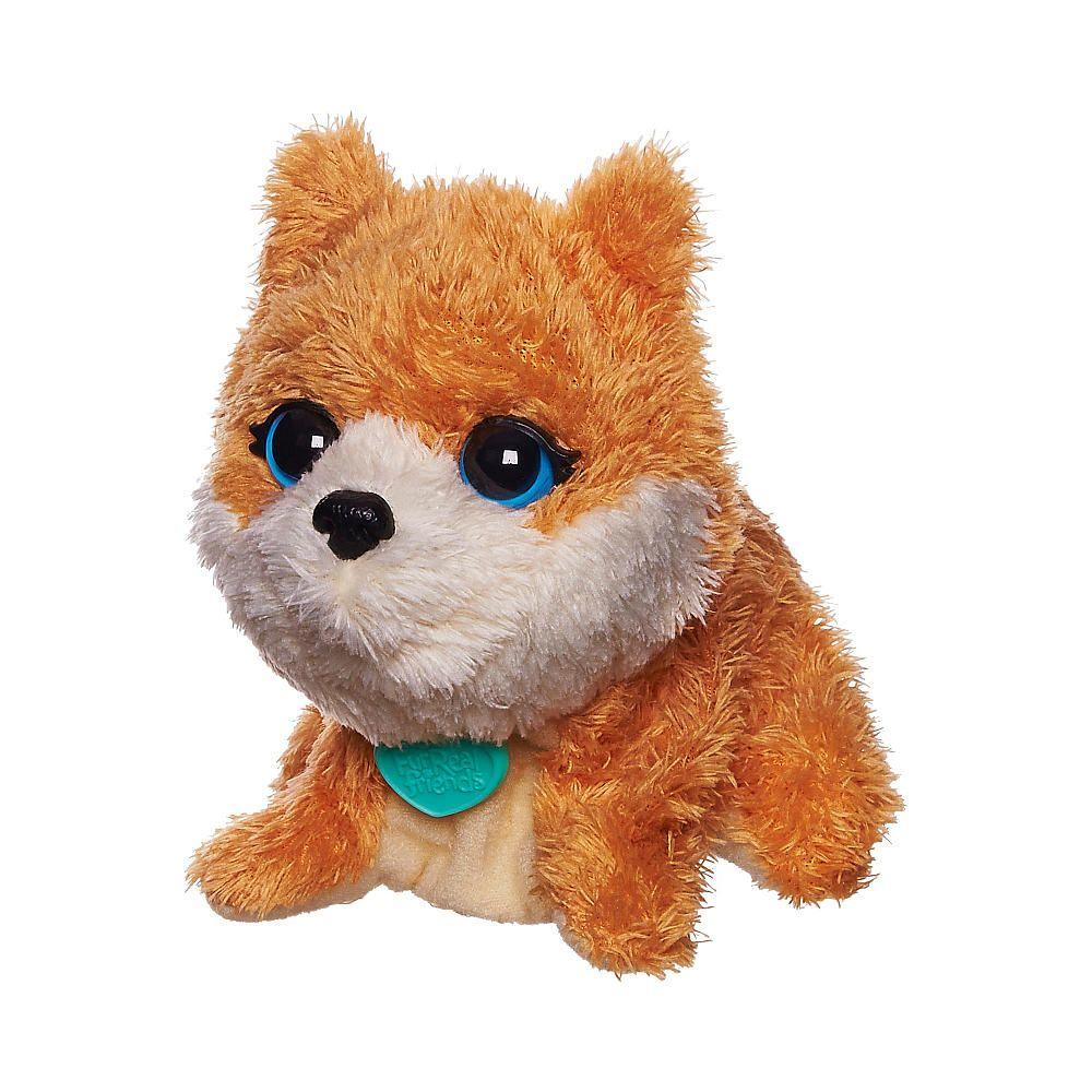 """Интерактивная игрушка FurReal Friends """"Поющий щенок"""", рыжий"""