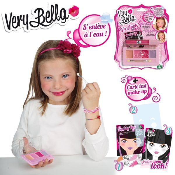 Детская косметика very bella купить купить натуральную косметику оптом