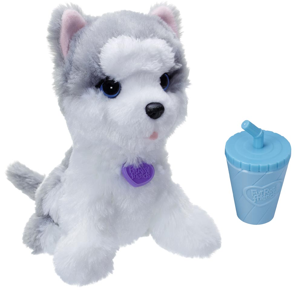 Интерактивная игрушка FurReal Friends - Волчонок (звук)
