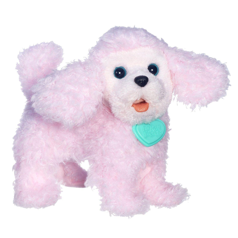 Ходячий щенок Furreal Friends - пудель PomPom