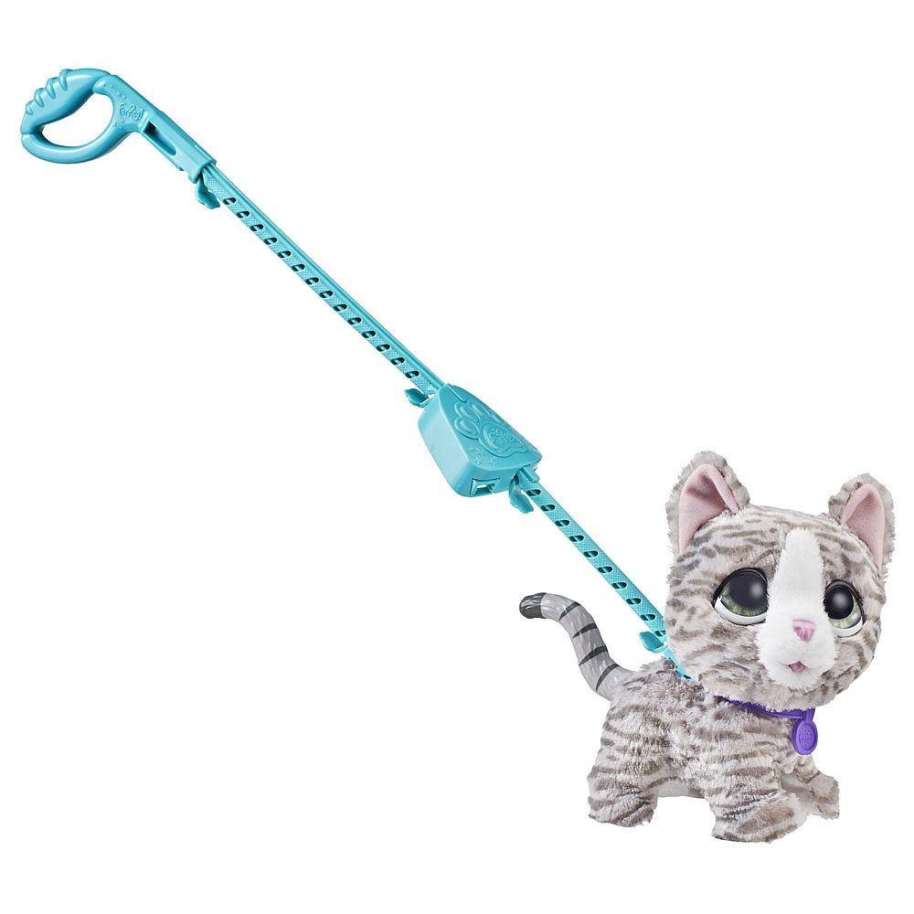 Большой питомец на поводке FurReal Friends - Кошка