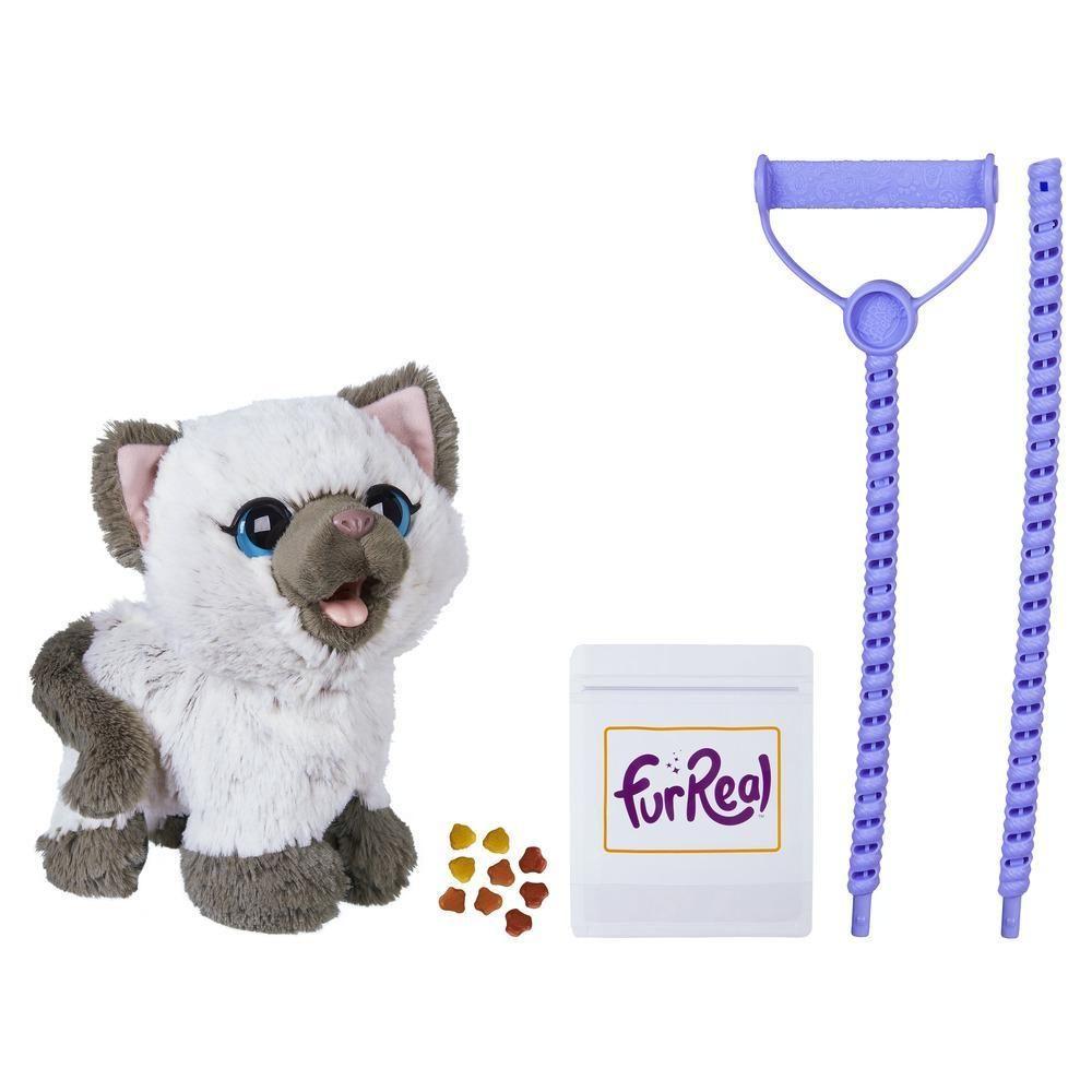 Забавный котенок Ками, друг Пакса FurReal Friends