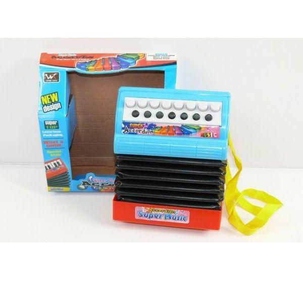 Игрушечный аккордеон Super Music