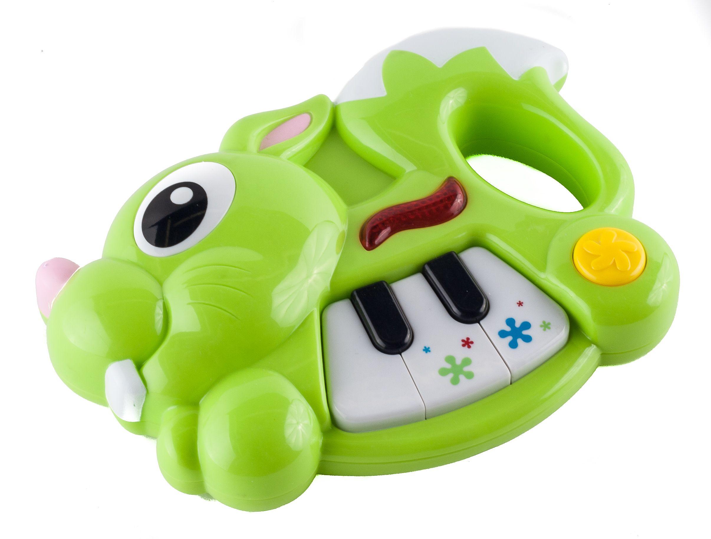"""Музыкальная игрушка """"Пианино"""" - Заяц"""