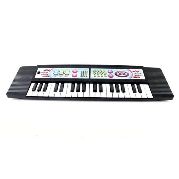"""Музыкальный инструмент """"Синтезатор"""", 37 клавиш, черный"""