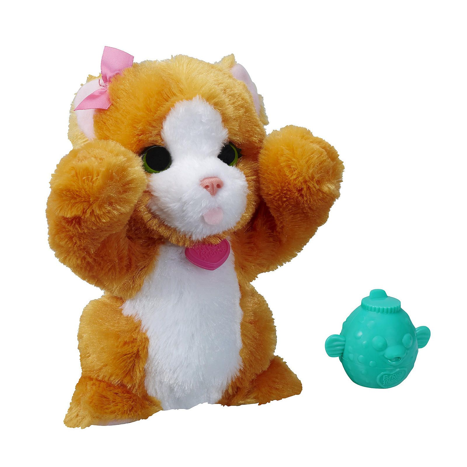 "Интерактивная игрушка FurReal Friends ""Забавные зверята"" - Котенок Дейзи"