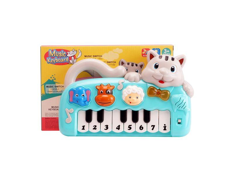 "Пианино ""Котик"" (свет)"