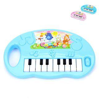 Детское пианино (свет), 16 клавиш