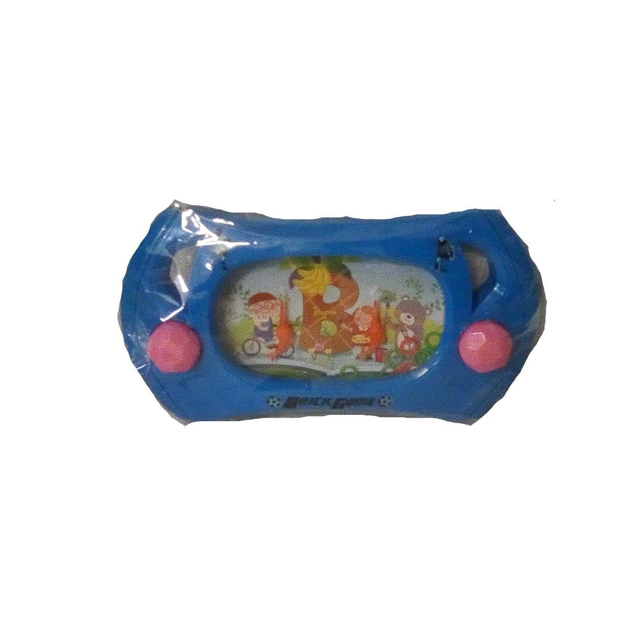 Водная игра с кольцами Brick Game, синяя