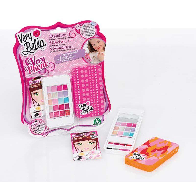 Детская косметика very bella купить увлажняющий крем гель для лица эйвон отзывы
