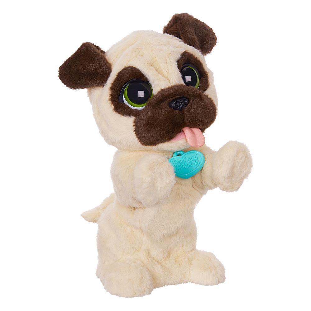 Интерактивный игривый щенок JJ FurReal Friends