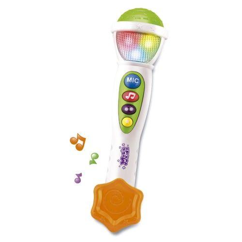 Игровой микрофон Disco Mic (звук, свет)