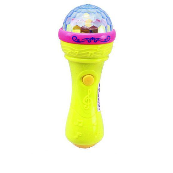 Детский микрофон (свет, звук)