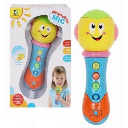 """Интерактивная игрушка """"Микрофончик"""" (свет, звук)"""