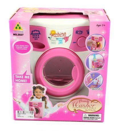 Игрушечная стиральная машина Beauty Washer