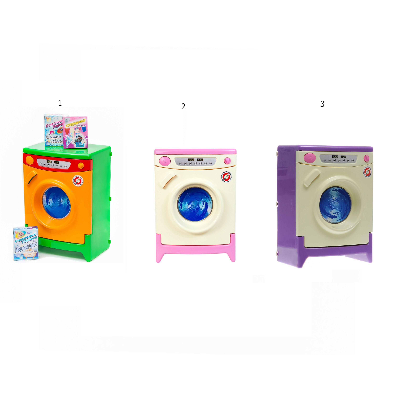 Игровая стиральная машина (звук)